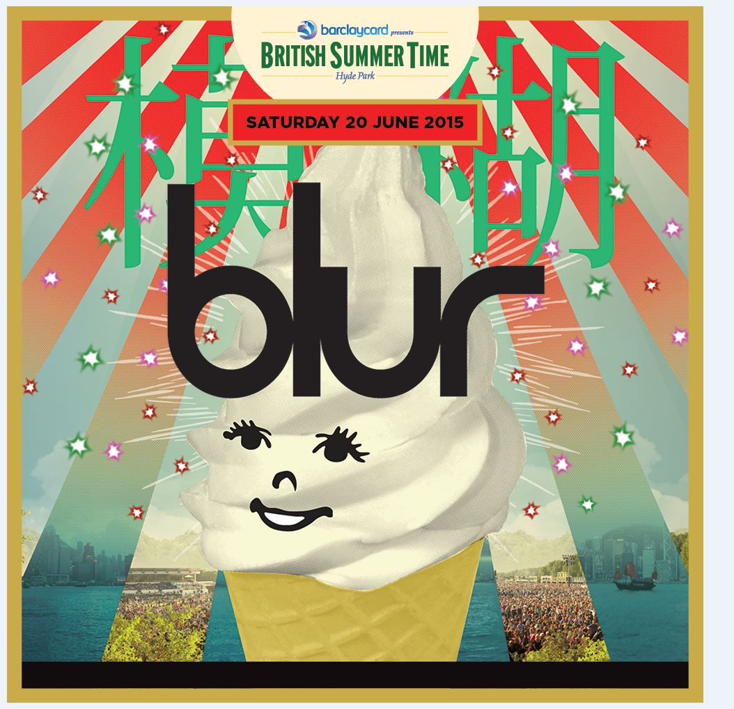 Blur Tickets