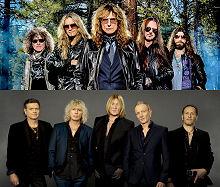 Def Leppard / Whitesnake, UK Tour Tickets