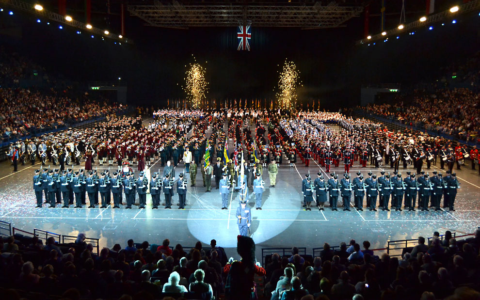The Birmingham International Tattoo Tickets