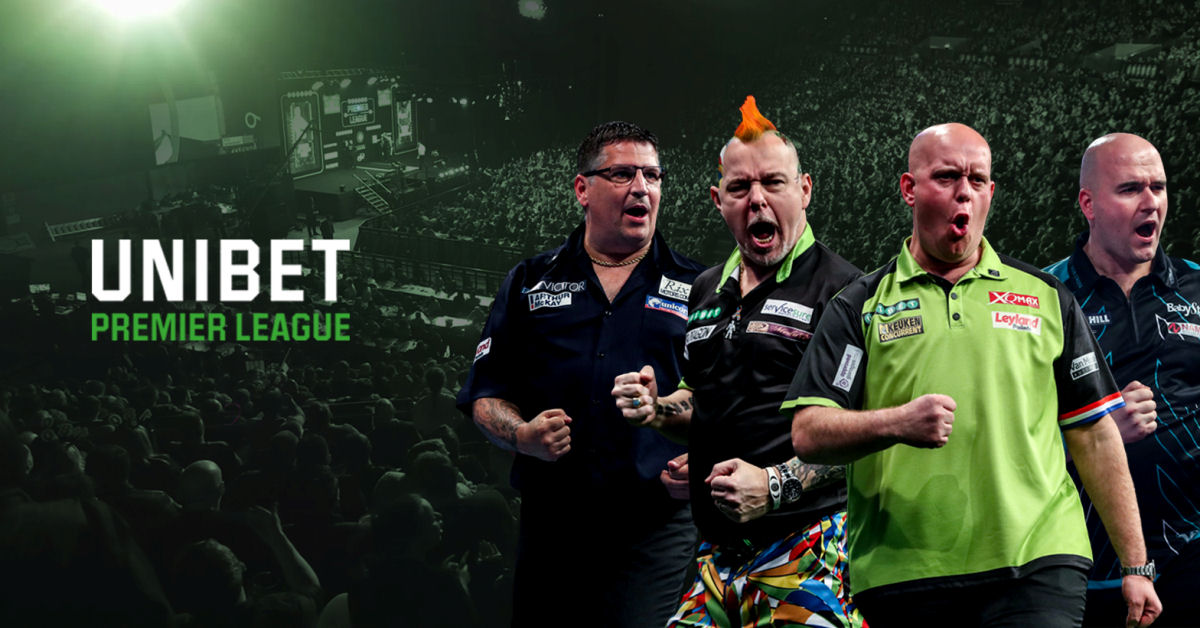 Darts premier league 2020 tabelle